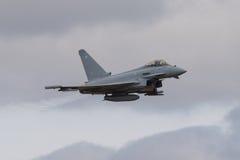 Eurofighter Typhoon Royaltyfri Foto