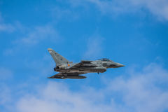 Eurofighter Typhoon DACT17 Royalty Free Stock Images
