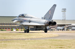Eurofighter Typhoon F2 Stock Photo
