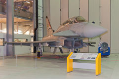Eurofighter Typhoon, IWM Duxford Royalty Free Stock Photography