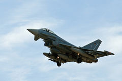 Eurofighter Typhoon (No 2) Royalty Free Stock Photos