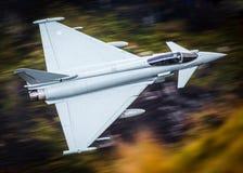 Eurofighter Typhoon strumień Zdjęcie Royalty Free