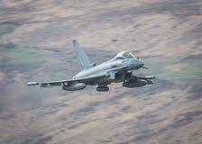 Eurofighter Typhoon strumień Zdjęcia Stock