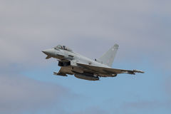 Eurofighter Typhoon Royalty Free Stock Photo