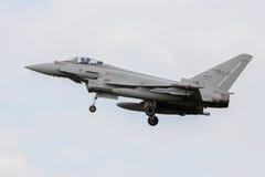 Eurofighter Typhoon Stock Photography