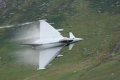 eurofightertyphoon Arkivfoto