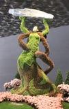 Euroflora 2011 - Fleurs dans l'exposition Photographie stock libre de droits