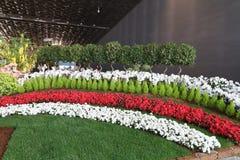 Euroflora 2011, Genebra, Italy Fotografia de Stock Royalty Free