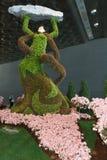 Euroflora 2011, Genebra, Italy Imagens de Stock Royalty Free
