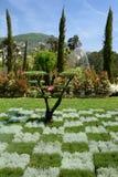 Euroflora 2018 wystawa Parchi Di Nervi ludobójczy Włochy Obrazy Royalty Free