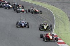 Euroformula Open at Circuit of Barcelona Stock Photo