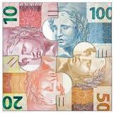 Eurogeld in der Hand Lizenzfreies Stockfoto
