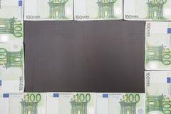 Eurogeld-Währung Lizenzfreies Stockbild
