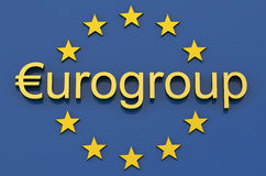 Eurogroup concept Stock Photos