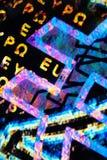 Eurohologramm Lizenzfreie Stockbilder