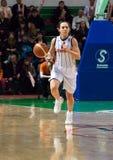 euroleague 2009 2010 kobiet Zdjęcie Royalty Free
