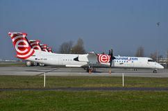 Eurolot planes Stock Images