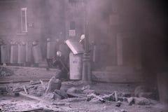 Euromaidan fotos de archivo