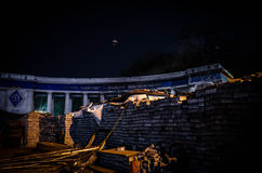Euromaidan fotografia de stock royalty free