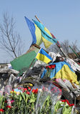 Euromaidan Zdjęcie Royalty Free