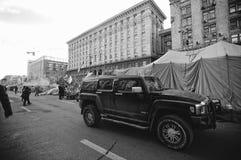 Euromaidan. Revolution of Freedom. Royalty Free Stock Photo