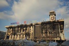 Euromaidan. Revolution of Freedom. Stock Photography