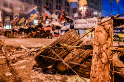 Euromaidan Stock Image