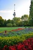 Euromast-Aussichtsturm besonders errichtet für das Floriade 1960, in Rotterdam Lizenzfreie Stockfotos