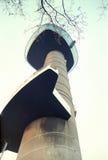 Euromast im Platz Rotterdam lizenzfreie stockfotografie