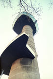 Euromast in the place Rotterdam. In Netherlands Royalty Free Stock Photography