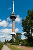 Euromast Rotterdam Stock Photo