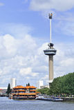Euromast, Rotterdam, Holland Royalty-vrije Stock Afbeelding