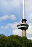 Euromast tower in Rotterdam Stock Image