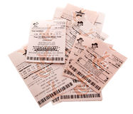 Euromillions Royalty Free Stock Photos