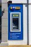 Euronet do ATM Foto de Stock Royalty Free