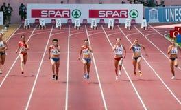 Europäische Athletik-Team-Meisterschaft Lizenzfreie Stockfotografie