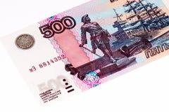 Europäische currancy Banknote Stockfoto