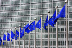 Europäische Gemeinschaft stockfoto