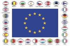 Europäische Gemeinschaft Lizenzfreie Stockfotografie