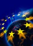 Europäische Gemeinschaft lizenzfreie abbildung