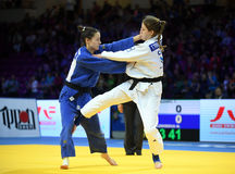 Europäische Judo-Meisterschaften Warschau 2017, Lizenzfreies Stockfoto