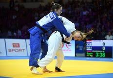 Europäische Judo-Meisterschaften Warschau 2017, Stockfotografie