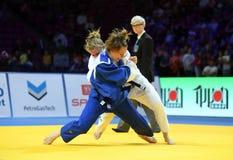 Europäische Judo-Meisterschaften Warschau 2017, Stockfoto