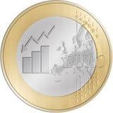 Europäische Krise Vektor Abbildung