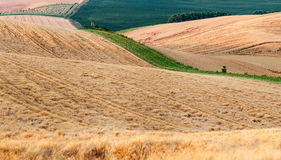 Europäische Landschaft Lizenzfreies Stockfoto