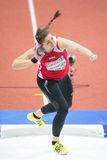 Europäische Leichtathletik-Innenmeisterschaft 2015 Stockfotos