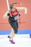 Europäische Leichtathletik-Innenmeisterschaft 2015 Lizenzfreie Stockfotos
