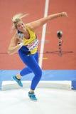 Europäische Leichtathletik-Innenmeisterschaft 2015 Stockfotografie