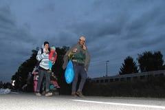 Europäische Schutzkrise lizenzfreies stockbild