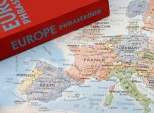 Europäische Sprachen Stockfotografie